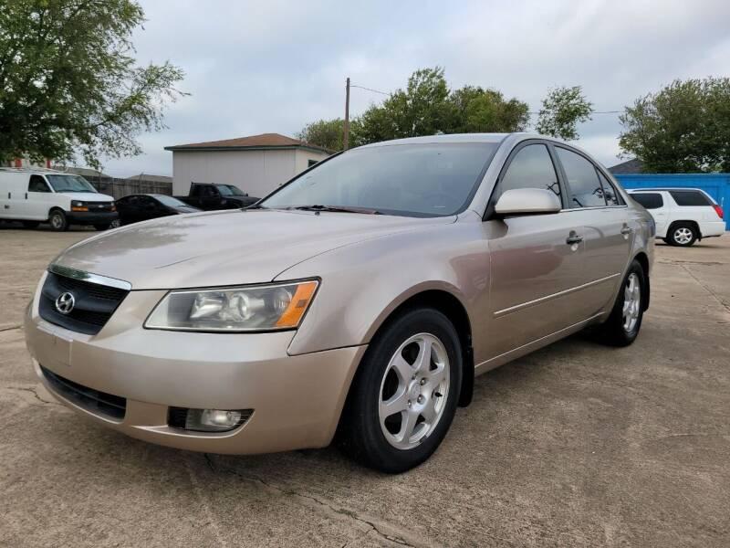 2006 Hyundai Sonata for sale at AI MOTORS LLC in Killeen TX