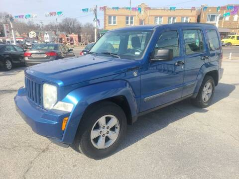2009 Jeep Liberty for sale at StarsNStripes Auto in Saint Louis MO