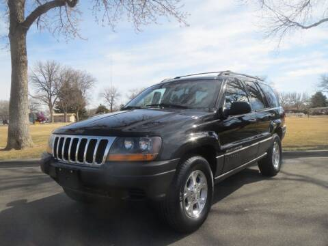 2000 Jeep Grand Cherokee for sale at Pioneer Motors in Twin Falls ID