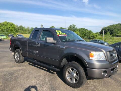 2008 Ford F-150 for sale at HACKETT & SONS LLC in Nelson PA