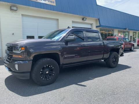 2016 Chevrolet Silverado 1500 for sale at Trax Auto II in Broadway VA