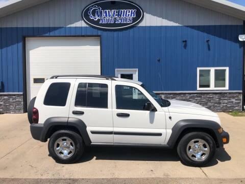 2006 Jeep Liberty for sale at Maverick Automotive in Arlington MN