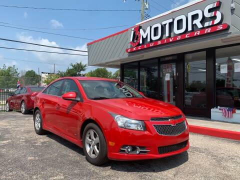 2011 Chevrolet Cruze for sale at i3Motors in Baltimore MD