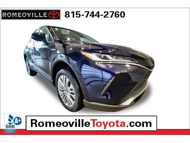 2021 Toyota Venza for sale in Romeoville, IL