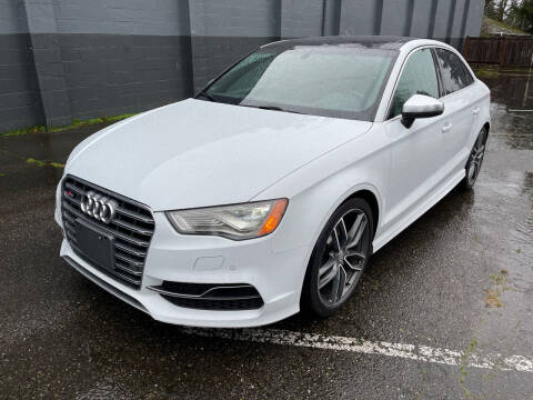 2015 Audi S3 for sale at APX Auto Brokers in Lynnwood WA
