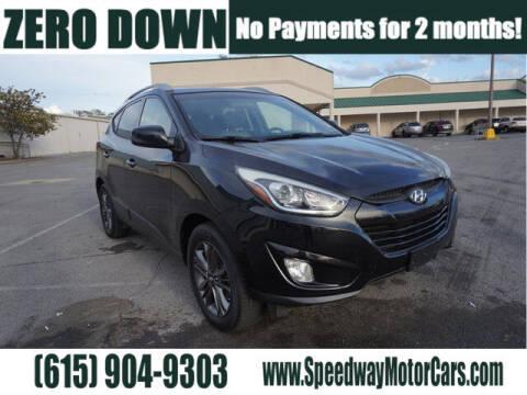 2014 Hyundai Tucson for sale at Speedway Motors in Murfreesboro TN