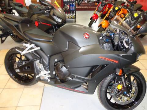 2020 Honda CBR600RR for sale at Dan Powers Honda Motorsports in Elizabethtown KY