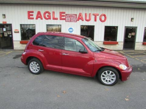 2008 Chrysler PT Cruiser for sale at Eagle Auto Center in Seneca Falls NY
