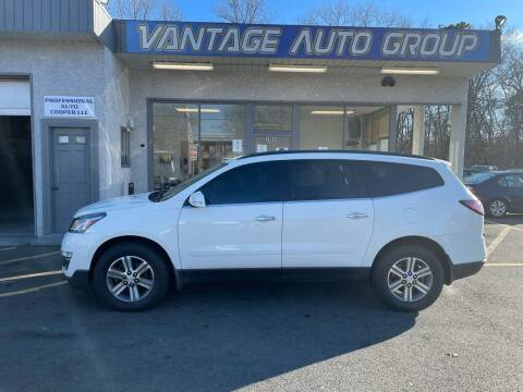 2015 Chevrolet Traverse for sale at Vantage Auto Group in Brick NJ
