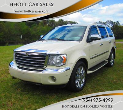 2009 Chrysler Aspen for sale at HHOTT CAR SALES in Deerfield Beach FL