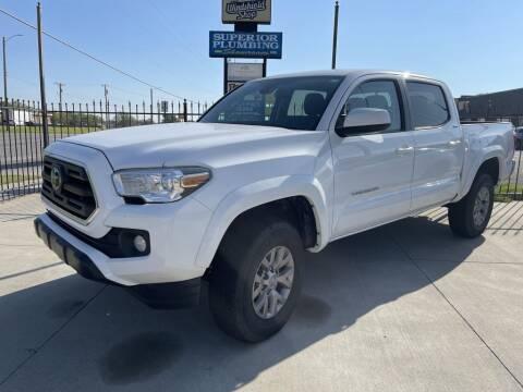2019 Toyota Tacoma for sale at Kansas Auto Sales in Wichita KS