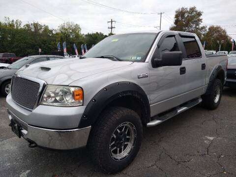 2008 Ford F-150 for sale at P J McCafferty Inc in Langhorne PA