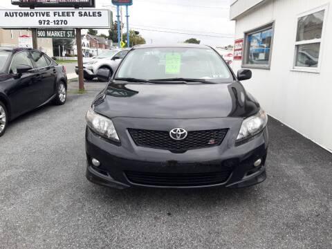 2010 Toyota Corolla for sale at Automotive Fleet Sales in Lemoyne PA