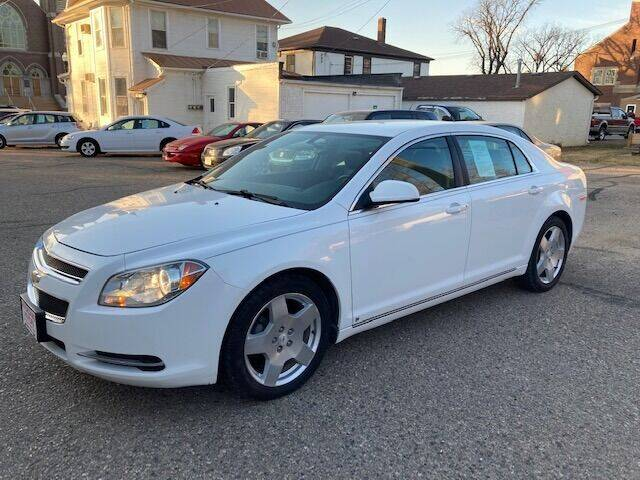 2009 Chevrolet Malibu for sale at Affordable Motors in Jamestown ND