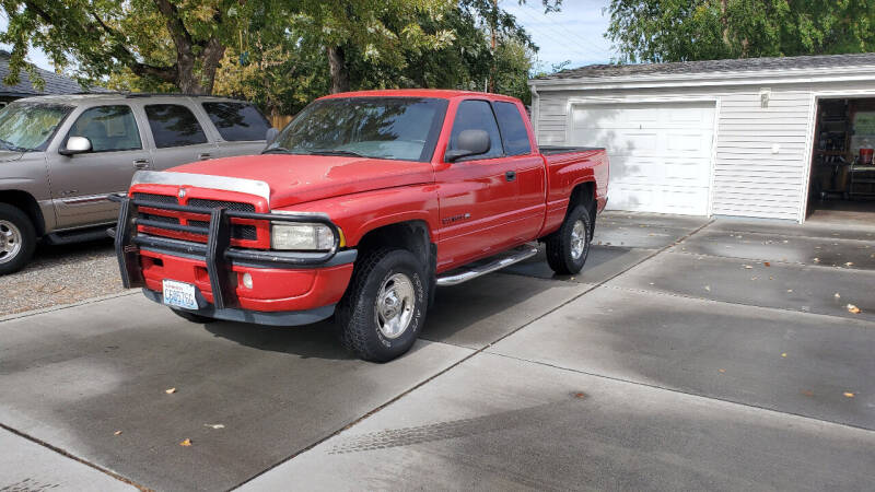 1998 Dodge Ram Pickup 1500 for sale at West Richland Car Sales in West Richland WA