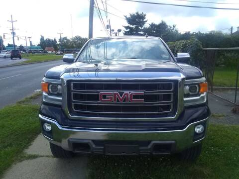 2014 GMC Sierra 1500 for sale at Wilson Investments LLC in Ewing NJ
