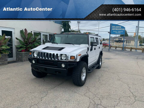2006 HUMMER H2 for sale at Atlantic AutoCenter in Cranston RI