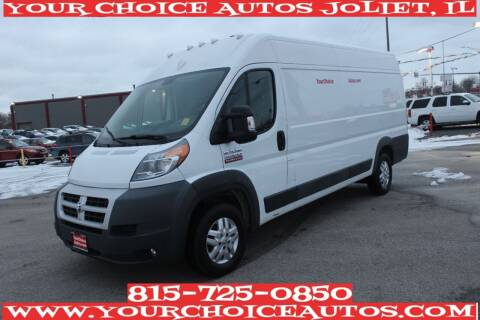 2014 RAM ProMaster Cargo for sale at Your Choice Autos - Joliet in Joliet IL