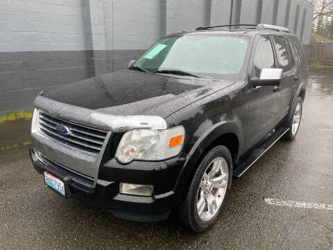 2009 Ford Explorer for sale at APX Auto Brokers in Lynnwood WA