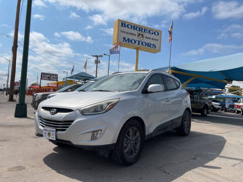 2014 Hyundai Tucson for sale at Borrego Motors in El Paso TX