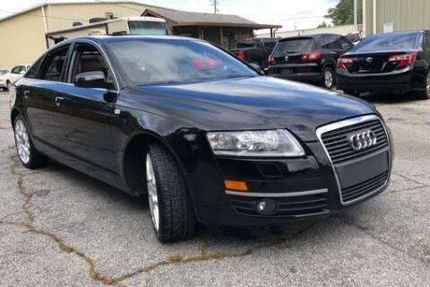 2005 Audi A6 for sale at Memphis Finest Auto, LLC in Memphis TN