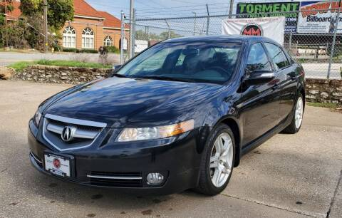 2007 Acura TL for sale at MIDWEST MOTORSPORTS in Rock Island IL
