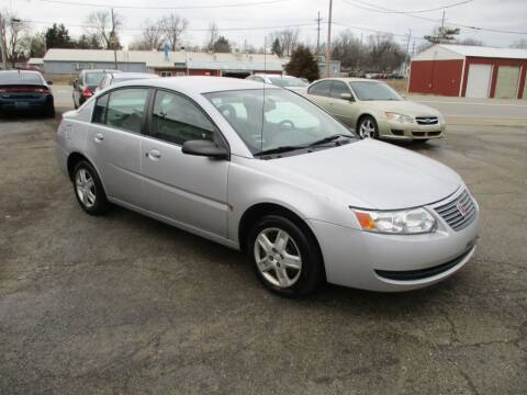 2007 Saturn Ion for sale at RJ Motors in Plano IL