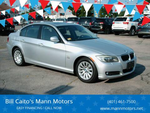 2009 BMW 3 Series for sale at Bill Caito's Mann Motors in Warwick RI