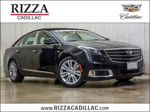 2018 Cadillac XTS for sale at Rizza Buick GMC Cadillac in Tinley Park IL