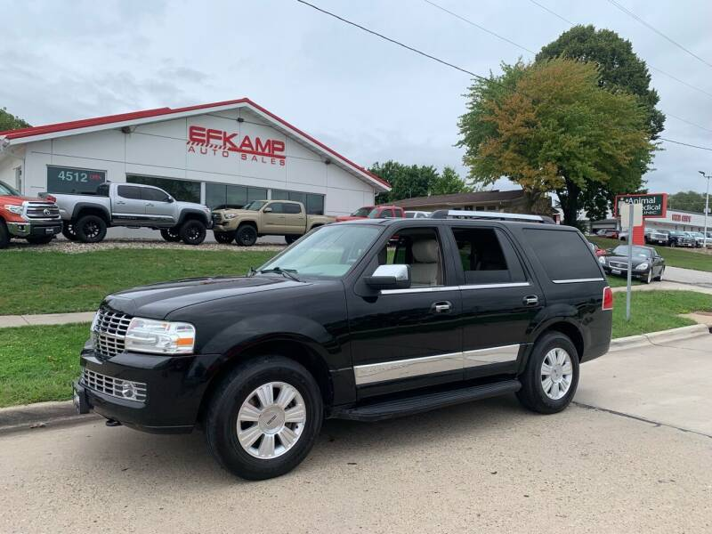 2008 Lincoln Navigator for sale at Efkamp Auto Sales LLC in Des Moines IA