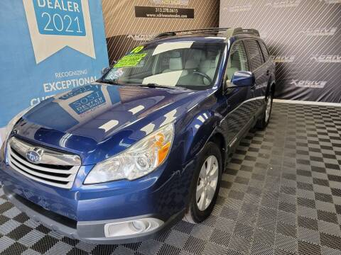 2010 Subaru Outback for sale at X Drive Auto Sales Inc. in Dearborn Heights MI