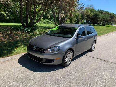 2014 Volkswagen Jetta for sale at Aleid Auto Sales in Cudahy WI