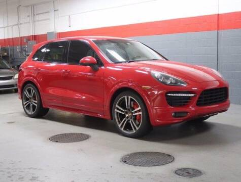 2013 Porsche Cayenne for sale at CU Carfinders in Norcross GA