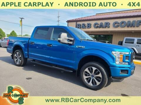 2019 Ford F-150 for sale at R & B Car Company in South Bend IN