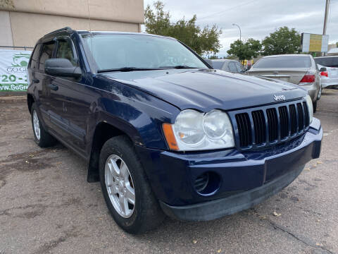 2006 Jeep Grand Cherokee for sale at GO GREEN MOTORS in Lakewood CO