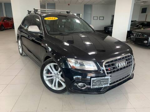 2014 Audi SQ5 for sale at Auto Mall of Springfield in Springfield IL