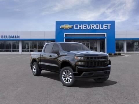 2021 Chevrolet Silverado 1500 for sale at Jimmys Car Deals in Livonia MI