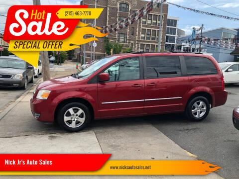 2008 Dodge Grand Caravan for sale at Nick Jr's Auto Sales in Philadelphia PA