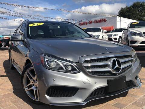 2015 Mercedes-Benz E-Class for sale at Cars of Tampa in Tampa FL