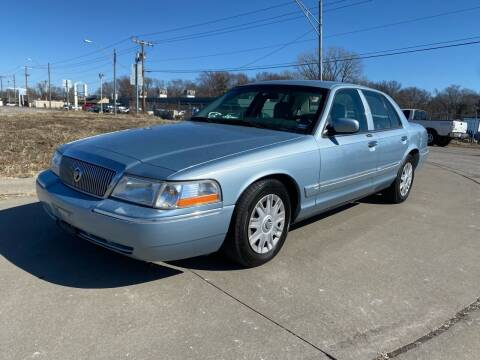 2005 Mercury Grand Marquis for sale at Xtreme Auto Mart LLC in Kansas City MO
