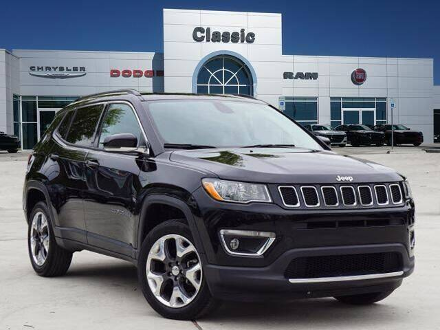 2018 Jeep Compass for sale in Arlington, TX