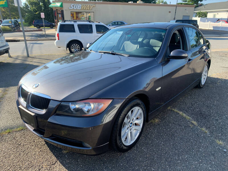 2007 BMW 3 Series for sale at Jerusalem Auto Inc in North Merrick NY