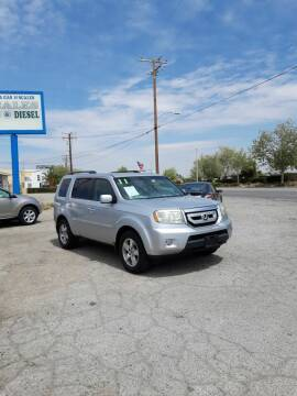 2011 Honda Pilot for sale at Autosales Kingdom in Lancaster CA