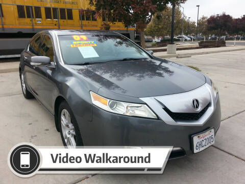 2009 Acura TL for sale at Super Cars Sales Inc #1 in Oakdale CA