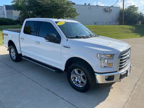 2015 Ford F-150 for sale at Best Buy Auto Mart in Lexington KY
