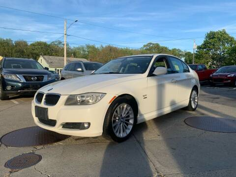 2011 BMW 3 Series for sale at First Hot Line Auto Sales Inc. & Fairhaven Getty in Fairhaven MA