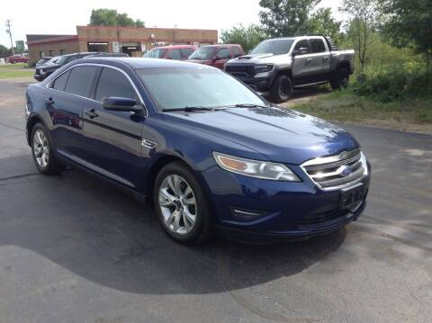2012 Ford Taurus for sale at Bruns & Sons Auto in Plover WI