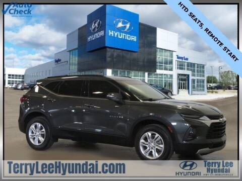 2019 Chevrolet Blazer for sale at Terry Lee Hyundai in Noblesville IN