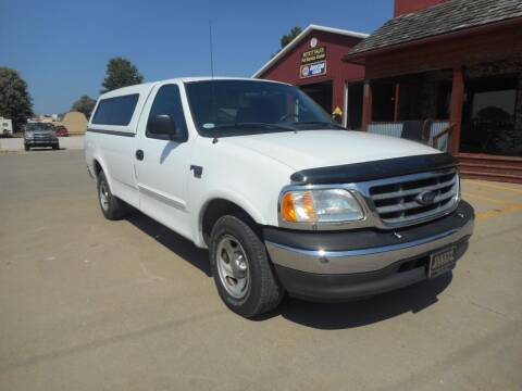 2003 Ford F-150 for sale at Boyett Sales & Service in Holton KS