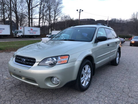 2005 Subaru Outback for sale at Used Cars 4 You in Serving NY